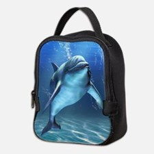 Dolphin Dream Neoprene Lunch Bag