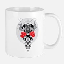 Dragons and Roses Mug