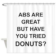 Cute Donuts Shower Curtain