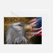 We The People Greeting Cards (Pk of 20)