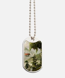 Giant Willow Fantasy Dog Tags