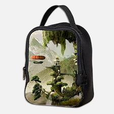 Giant Willow Fantasy Neoprene Lunch Bag