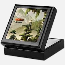 Giant Willow Fantasy Keepsake Box