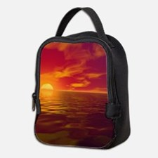 Dawn and Dusk Neoprene Lunch Bag