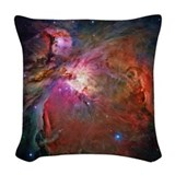 Astronomy Woven Pillows