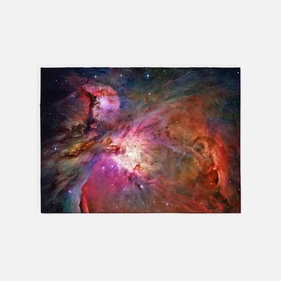 Orion Nebula 5'x7'Area Rug