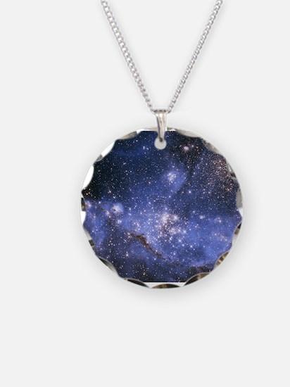 Magellan Nebula Necklace
