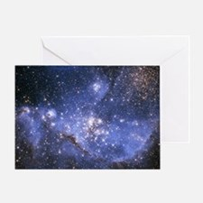 Magellan Nebula Greeting Card