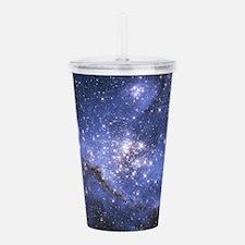 Magellan Nebula Acrylic Double-wall Tumbler
