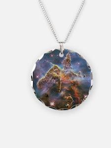 Carina Nebula Necklace