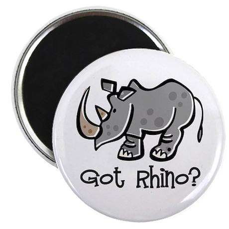 Got Rhino? Magnet