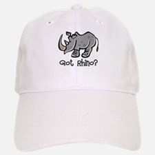 Got Rhino? Baseball Baseball Cap