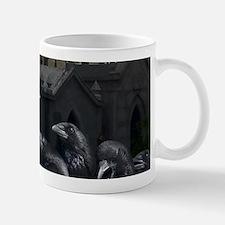 Gothic Crows Mug