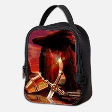 Excalibur Sword Neoprene Lunch Bag