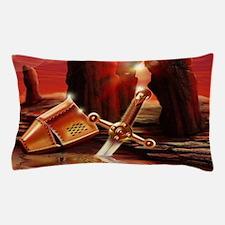 Excalibur Sword Pillow Case