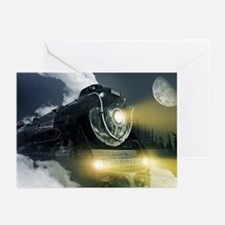 Steam Locomotive Greeting Cards (Pk of 10)