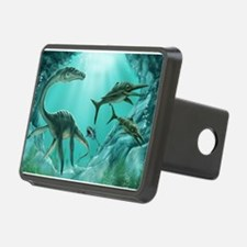 Underwater Dinosaur Hitch Cover
