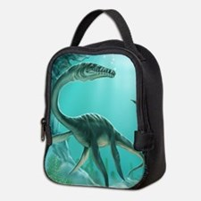 Underwater Dinosaur Neoprene Lunch Bag