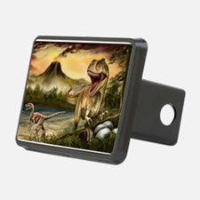 Predator Dinosaurs Hitch Cover