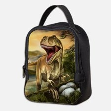 Predator Dinosaurs Neoprene Lunch Bag