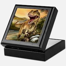 Predator Dinosaurs Keepsake Box
