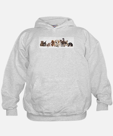 Cute Pet Panorama Hoody