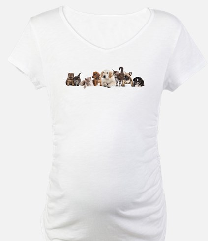 Cute Pet Panorama Shirt