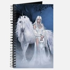 White Lady and Unicorn Journal