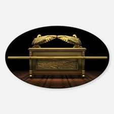 Ark of the Covenant Sticker (Oval)