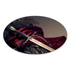 Medieval Sword Decal