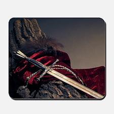 Medieval Sword Mousepad