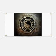 Yin Yang Bagua Banner