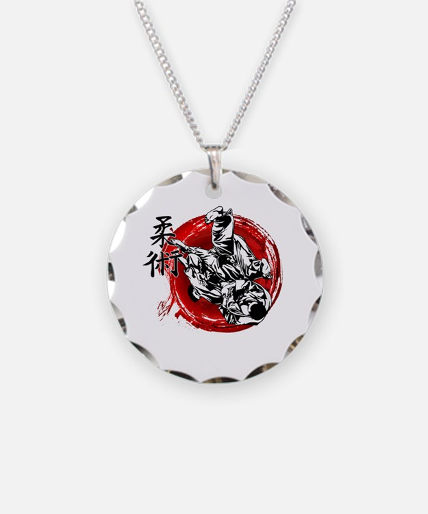 Cute Ground fight Necklace