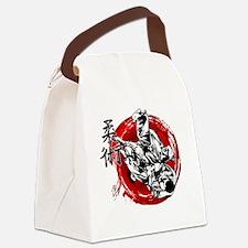 Unique Grappling Canvas Lunch Bag