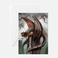 Dragon Nest Greeting Card