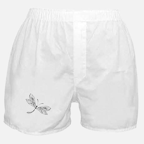 Cute Dragonfly Boxer Shorts