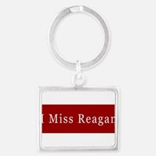 Cute Anti right wing Landscape Keychain