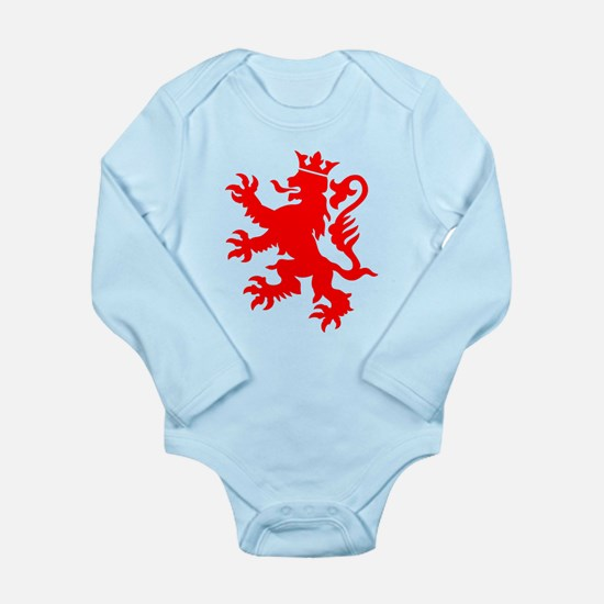 lion luxembourg crown Body Suit