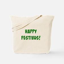 Unique Festivus feats of strength Tote Bag