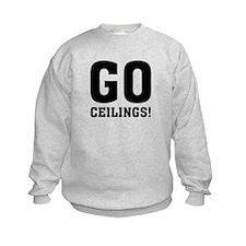 Ceiling Fan Costume Sweatshirt