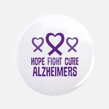 Alzheimers Hope Fight Cure Button