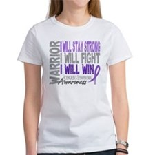 Cute Lymphoma warrior Tee