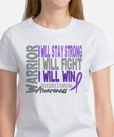 Unique Support hodgkin%27s lymphoma awareness disease month Tee
