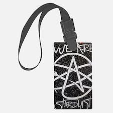 Cute Atheism Luggage Tag