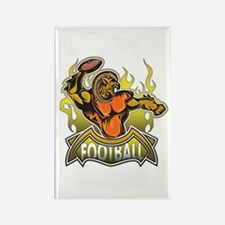 Fantasy Football Player Rectangle Magnet (10 pack)