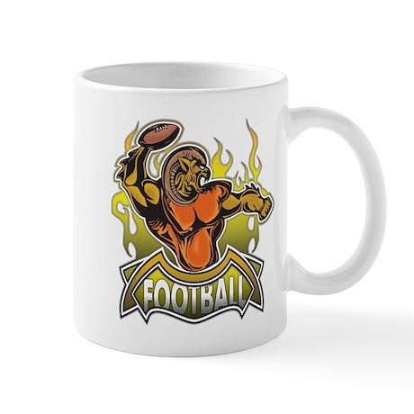 Fantasy Football Player Mug