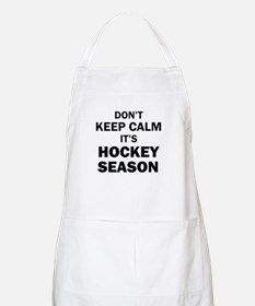 IT'S HOCKEY SEASON Apron