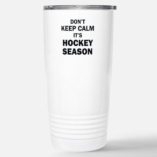 IT'S HOCKEY SEASON Travel Mug