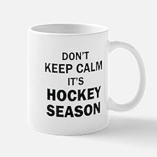 IT'S HOCKEY SEASON Mugs