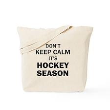 IT'S HOCKEY SEASON Tote Bag
